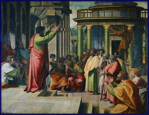 Resultado de imagem para Paulo em tessalônica