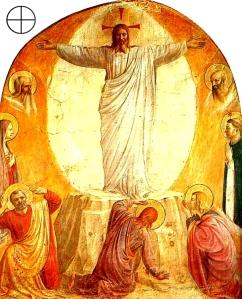 Glorificação de Cristo - Fra Angelico