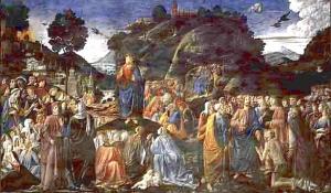 Sermão da Montanha Cosimo Rosselli-ED
